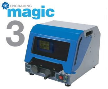 MAGIC 3 настольный гравер фрезер для ювелиров